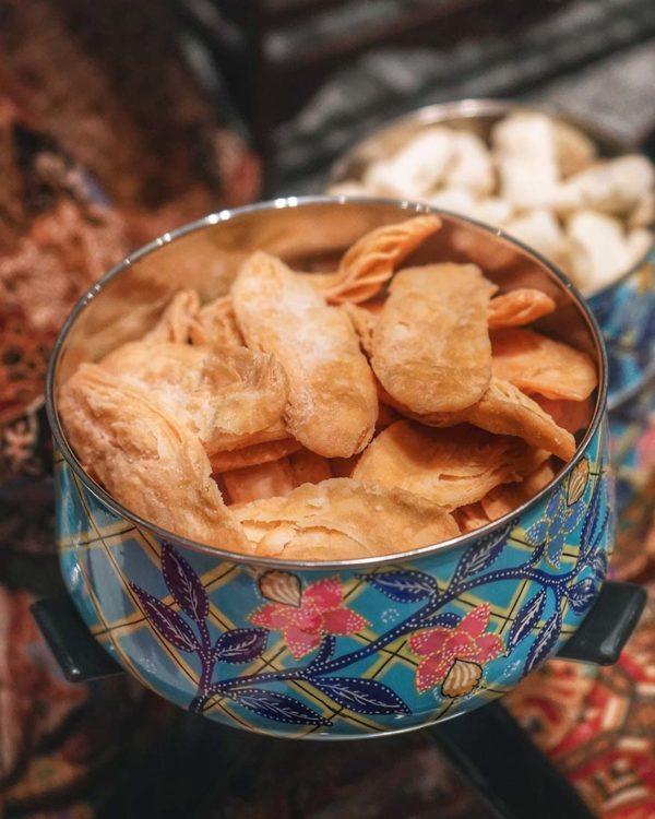 intercontinental kl serena brasserie kecerian senja ramadan buffet kuih tiram