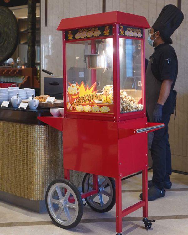pavilion hotel kuala lumpur muhibbah malaysia ramadan buffet popcorn