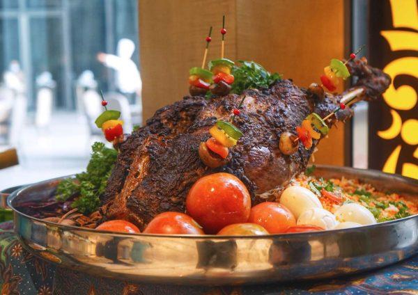 pavilion hotel kuala lumpur muhibbah malaysia ramadan buffet roasted lamb
