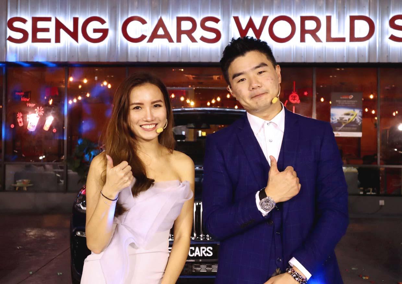 Buy Used Car Virtually  @ Seng Cars World