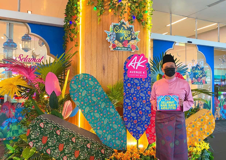 Colours of Eid @ Avenue K, Kuala Lumpur