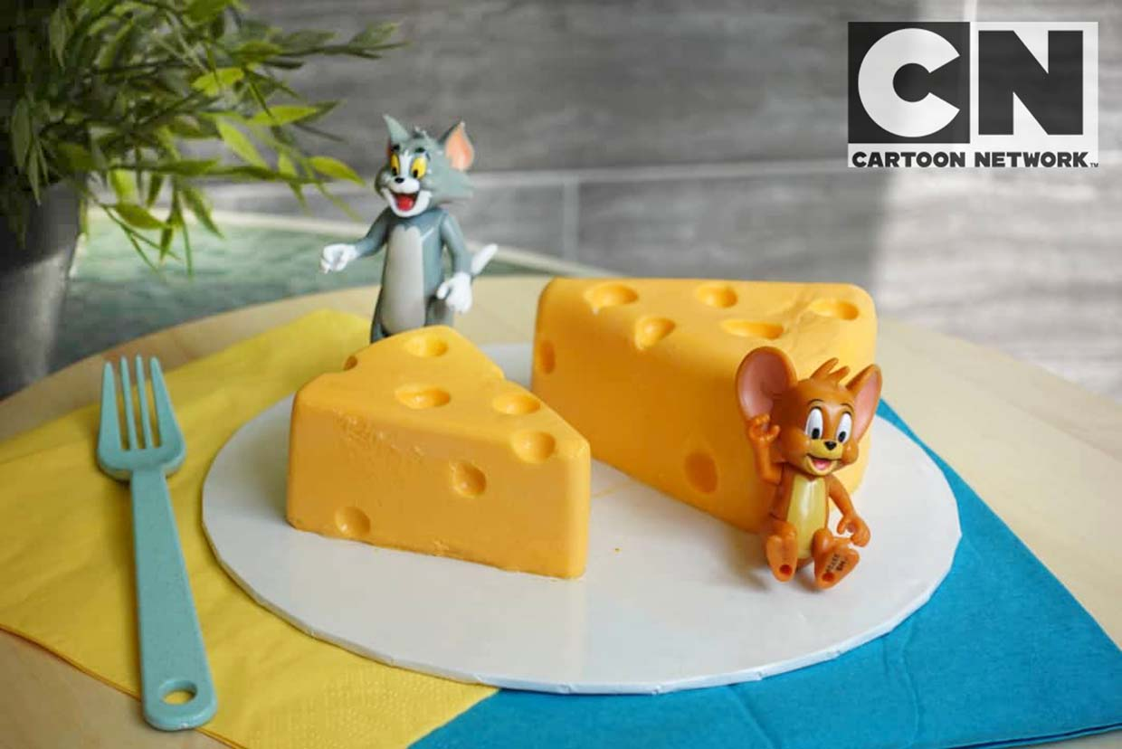 Celebrate World Cheese Day with Tom and Jerry