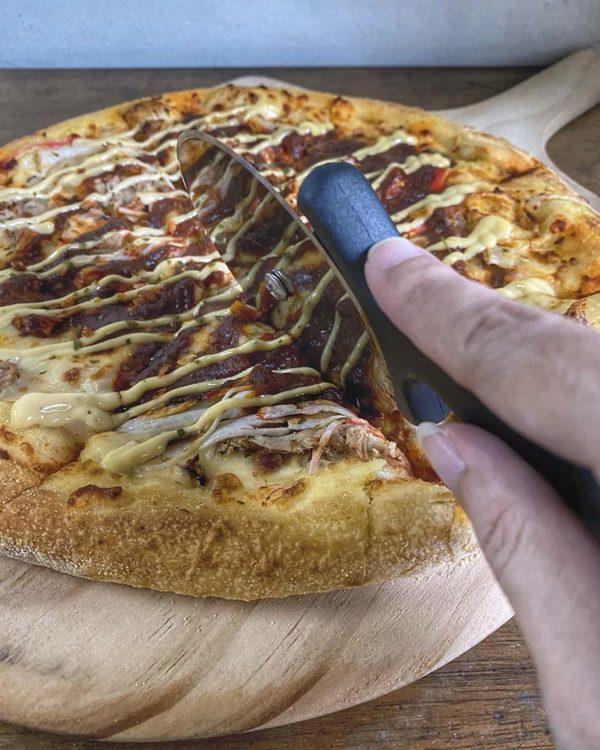 dominos pizza top secret sauce spicy fling vegie fiesta