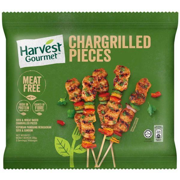 foodpanda pandamart meatless nestle harvest gourmet chargrilled pieces