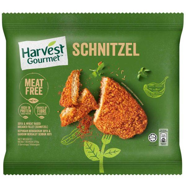 foodpanda pandamart meatless nestle harvest gourmet schnitzel