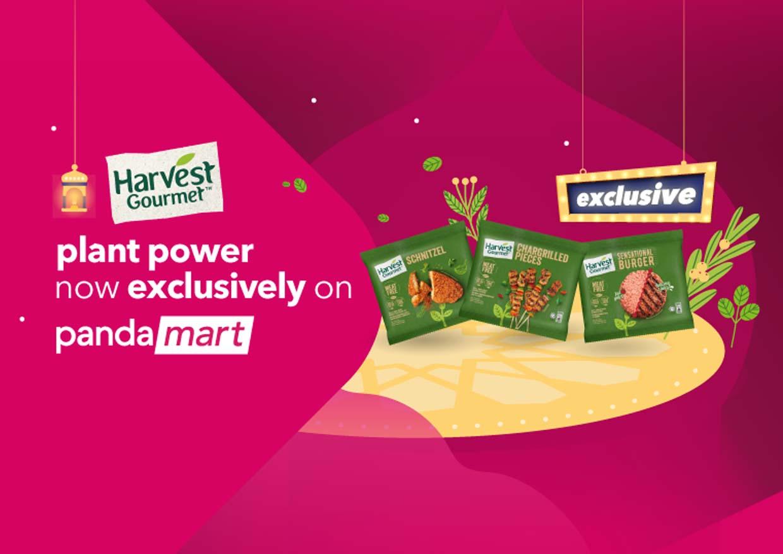 Get Nestle Harvest Gourmet Only On pandamart For Limited Time
