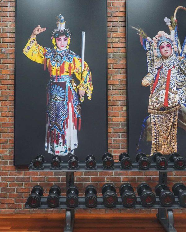 four points by sheraton kuala lumpur chinatown gym