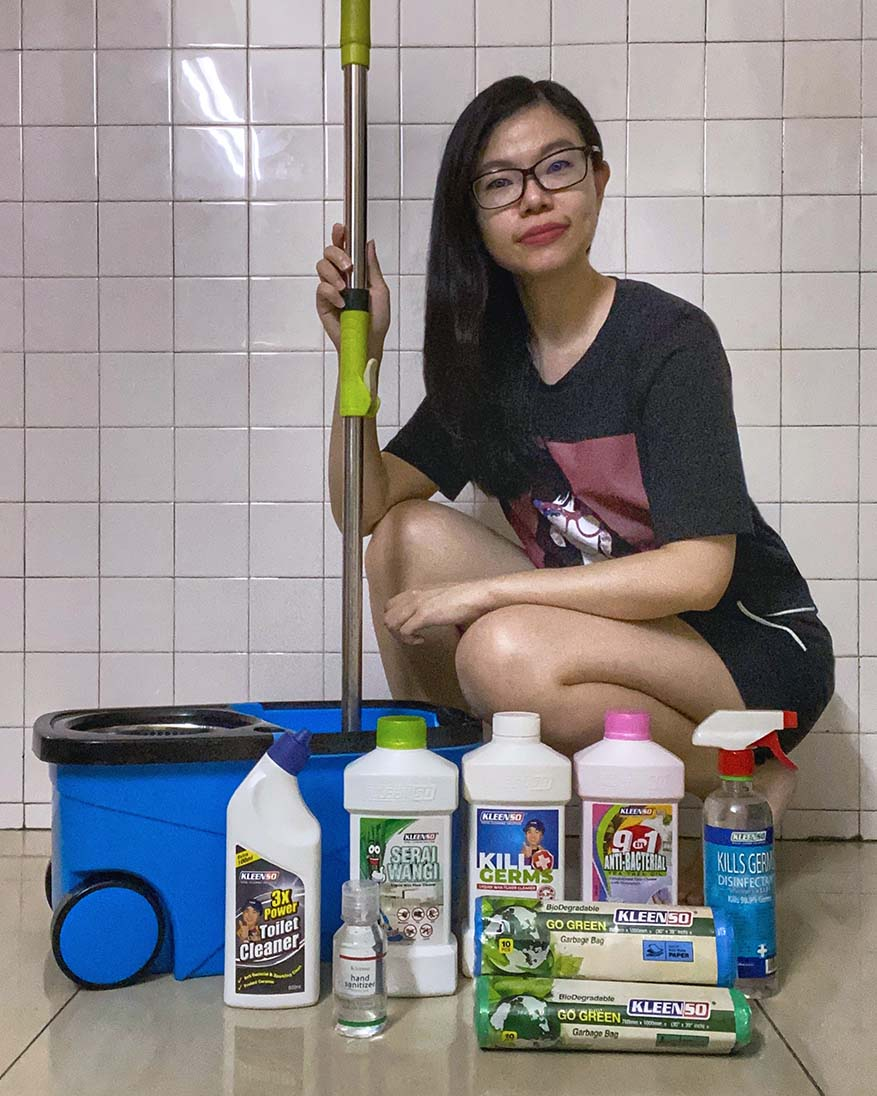 5 Reasons Why I Like Kleenso Cleaning Products