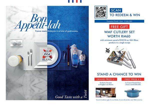 1664 blanc bon appetit lah gastronomy campaign contest giveaway