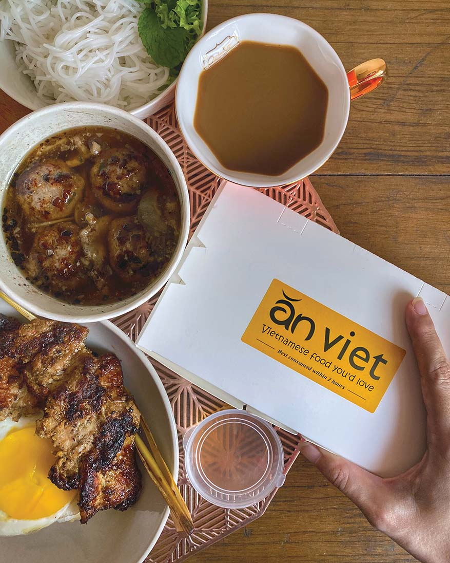 Top 5 Delivery Friendly Vietnamese Dishes @ An Viet