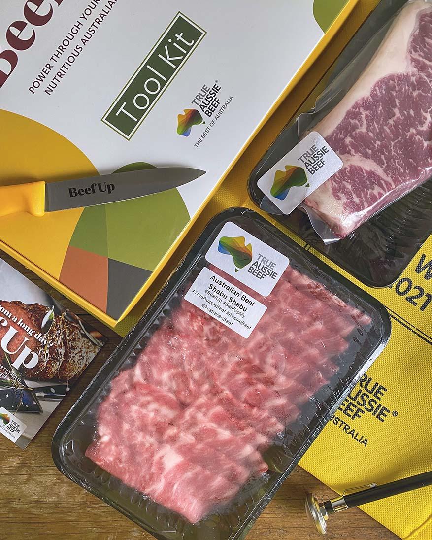 Explore The Taste Of Australian Beef