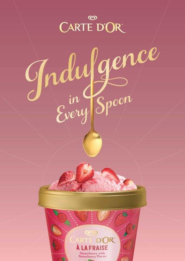 carte d or premium ice cream walls malaysia strawberry