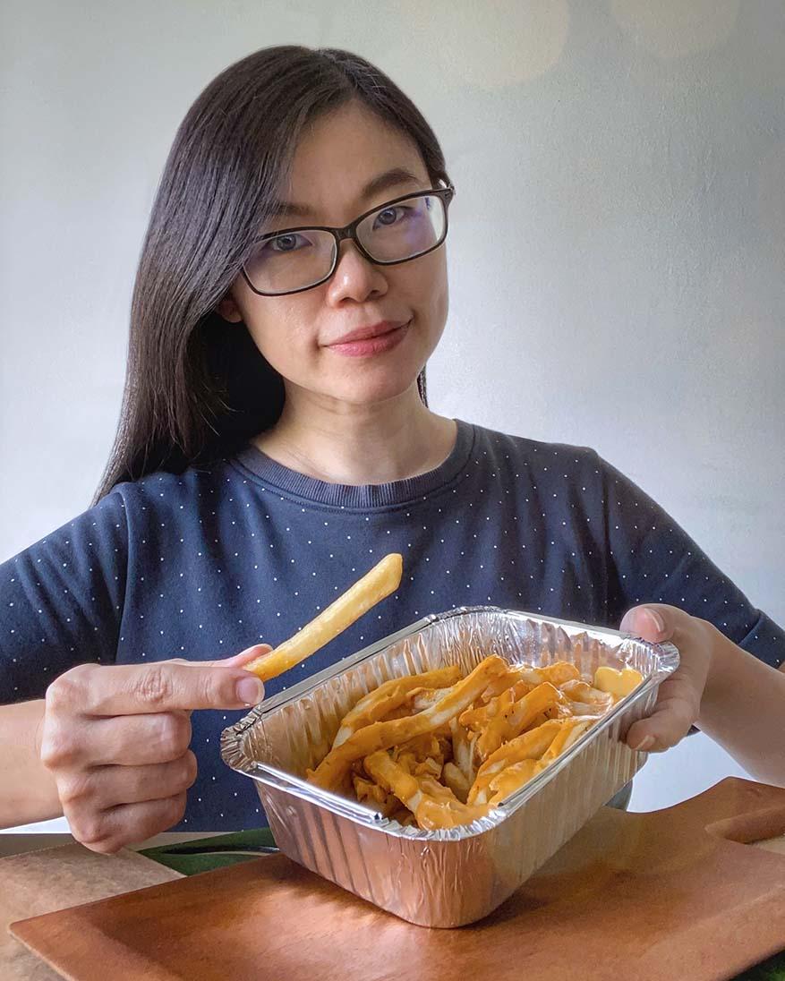 Enjoy Varieties of Delicious U.S. Fries with Grab Food