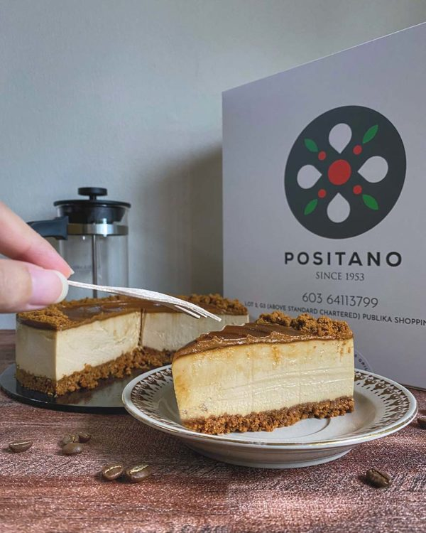 dolce by positano publika biscoff cheesecake creamy texture