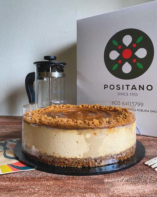 dolce by positano publika biscoff cheesecake grabfood