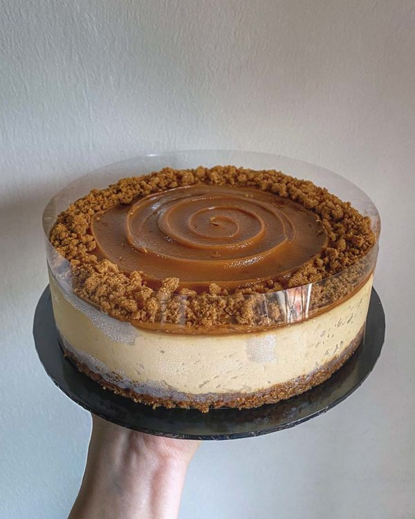 dolce by positano publika biscoff cheesecake whole