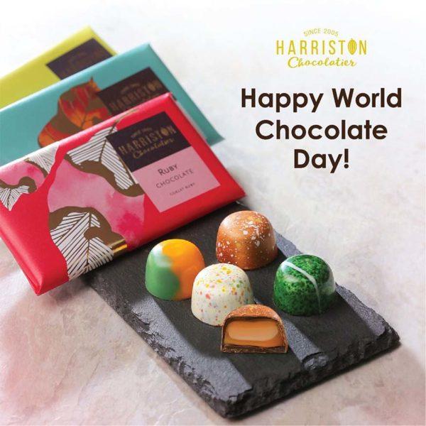 grab harriston chocolatier cafe international chocolate day
