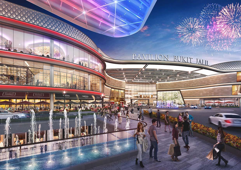 Pavilion Bukit Jalil – New Destination of Lifestyle & Retail