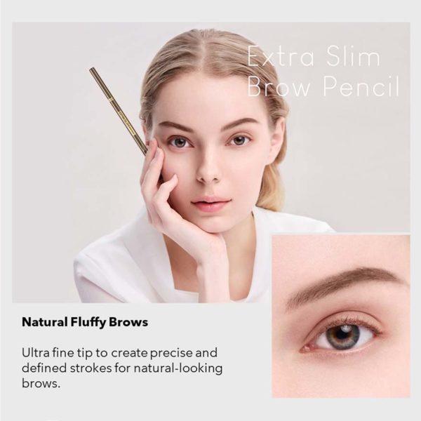 you beauty extra slim brow pencil