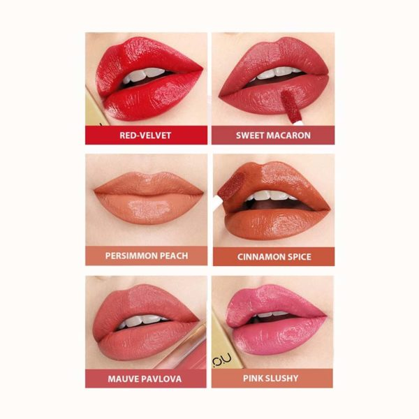 you beauty rouge satin lip cream color shades