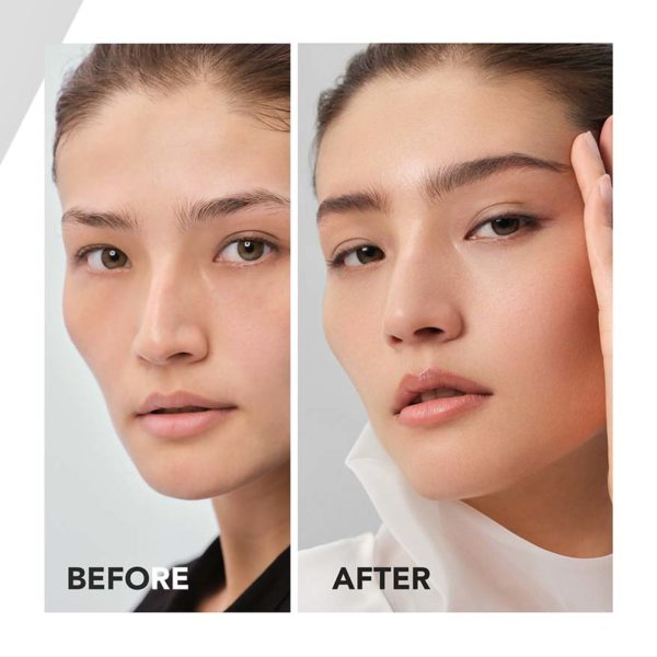 you beauty teardrop brow definer before after