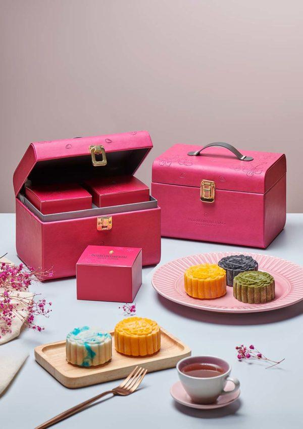 intercontinental kuala lumpur tao chinese cuisine mooncake festival gift box