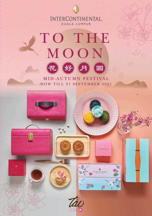 intercontinental kuala lumpur tao chinese cuisine mooncake festival promotion