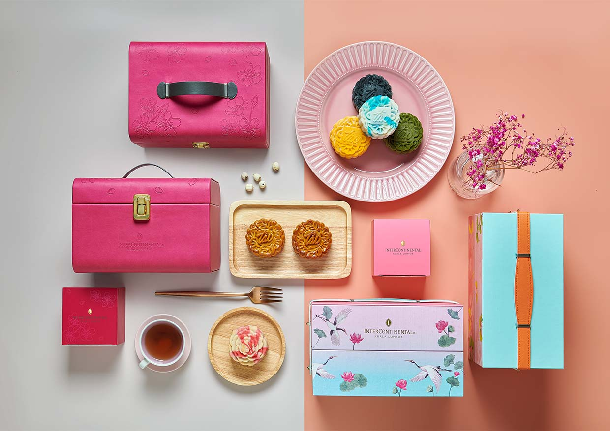 A Celebration To The Moon with Tao Chinese Cuisine's Mid-Autumn Mooncakes