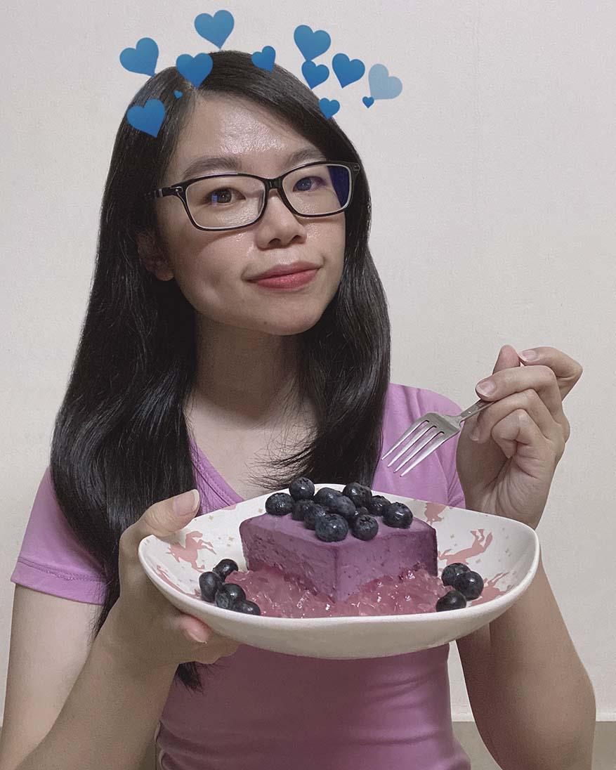 How To Make Oregon & Washington Blueberries No-bake Cheesecake