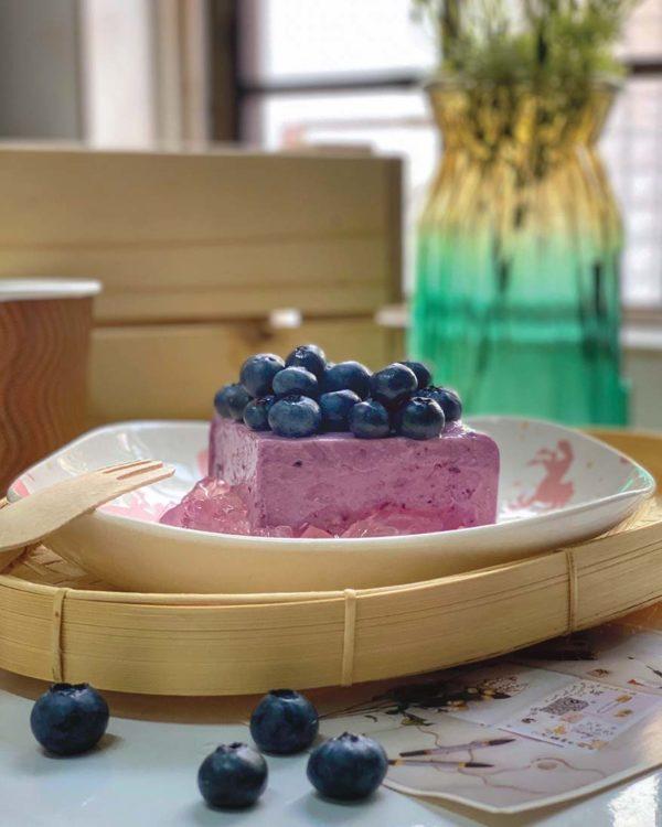 oregon washington blueberries cheesecake nutritious