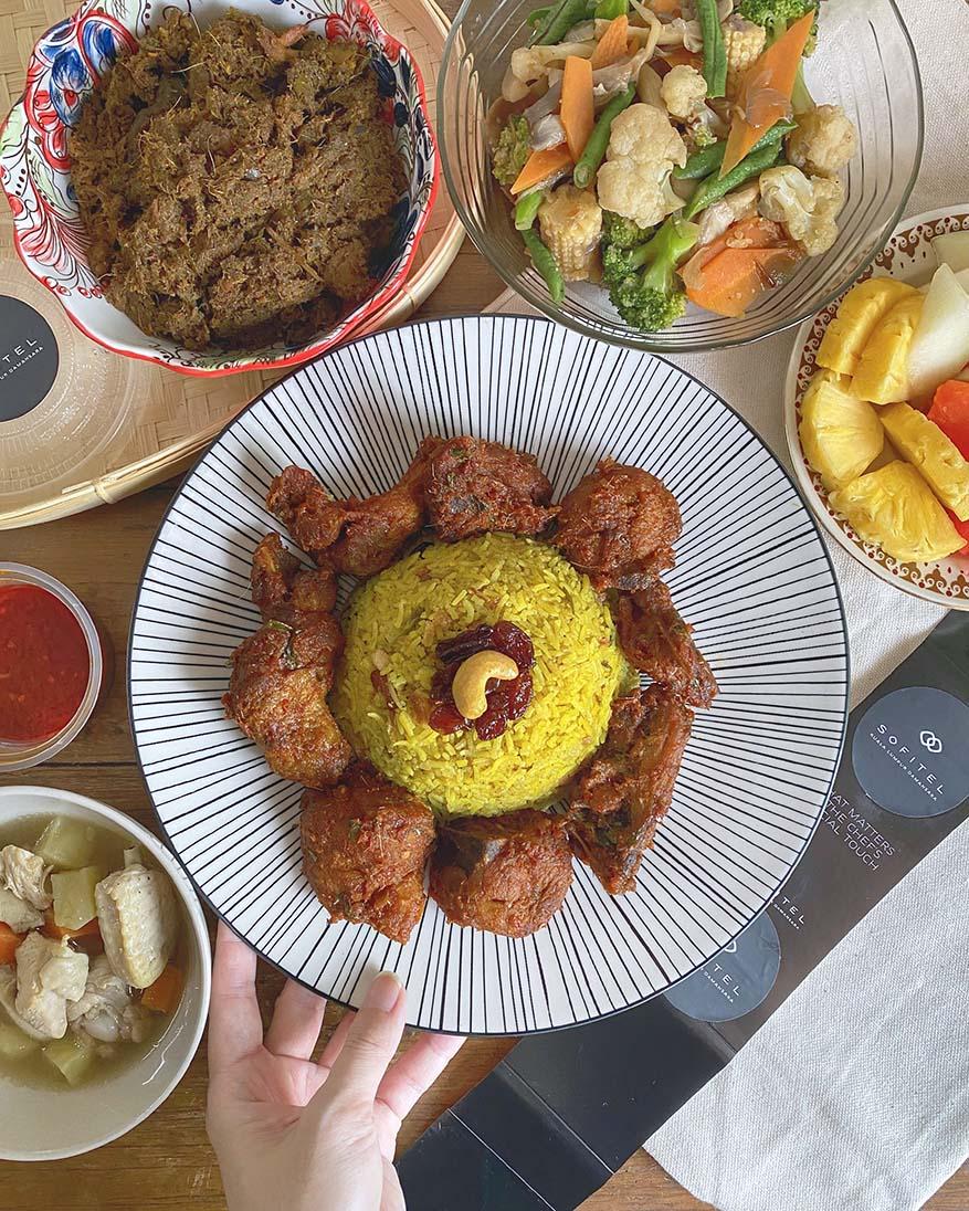Sofitel Kuala Lumpur Damansara's Food Delivery Service @ Sofilicious