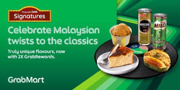 grab malaysia greatest makan hits reward points
