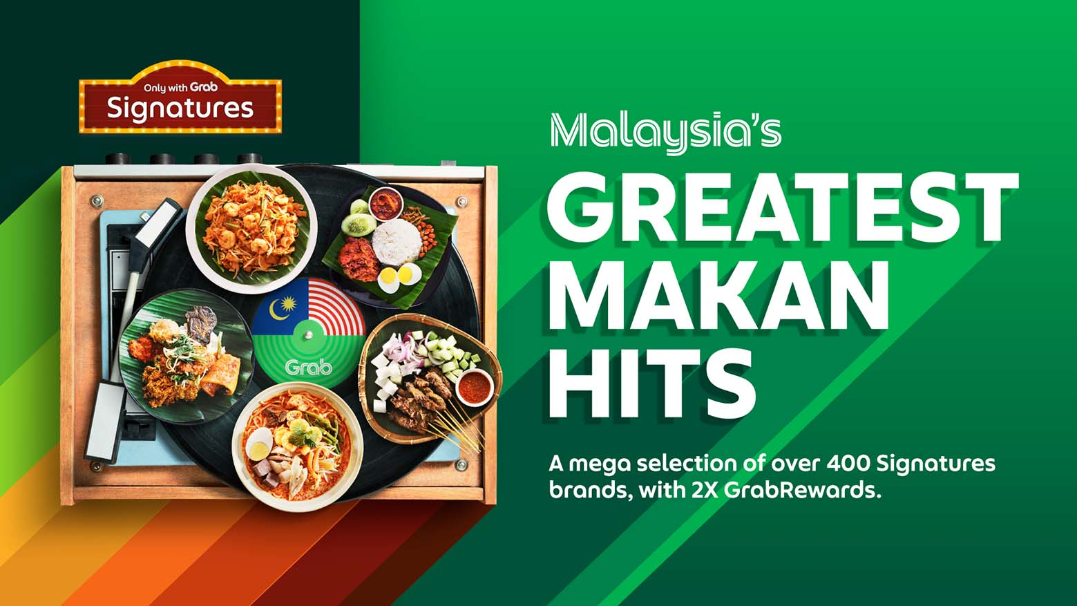 Celebrating All Things Local With Grab This Malaysia Day
