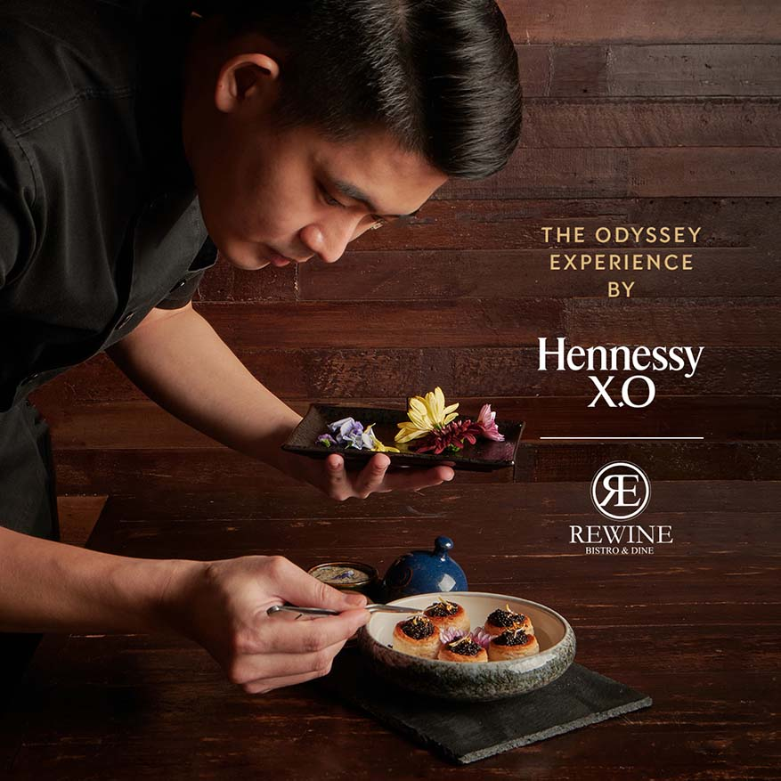 The Odyssey Experience @ Hennessy X.O
