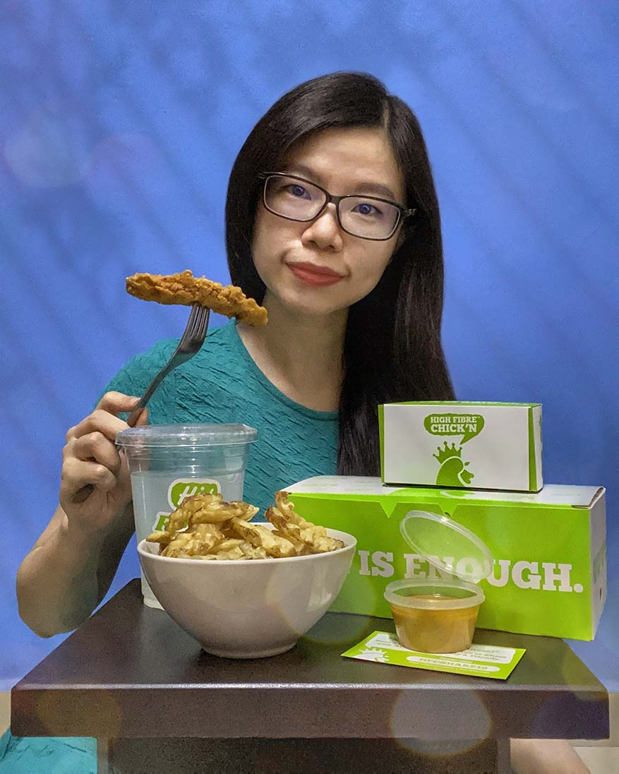 PHUTURE® Introduces Plant Based High-Fibre Chick'n