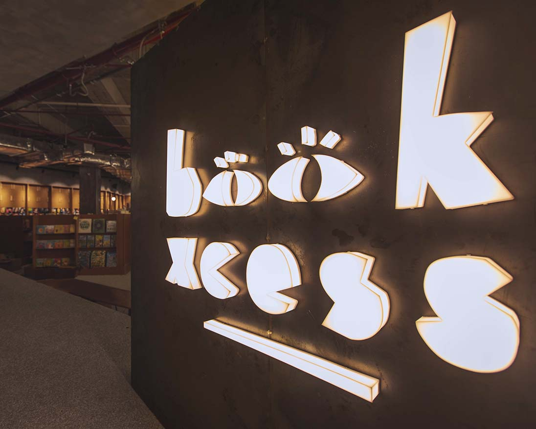 A 'One-Of-A-Kind' Bookstore @ BookXcess MyTOWN Shopping Centre